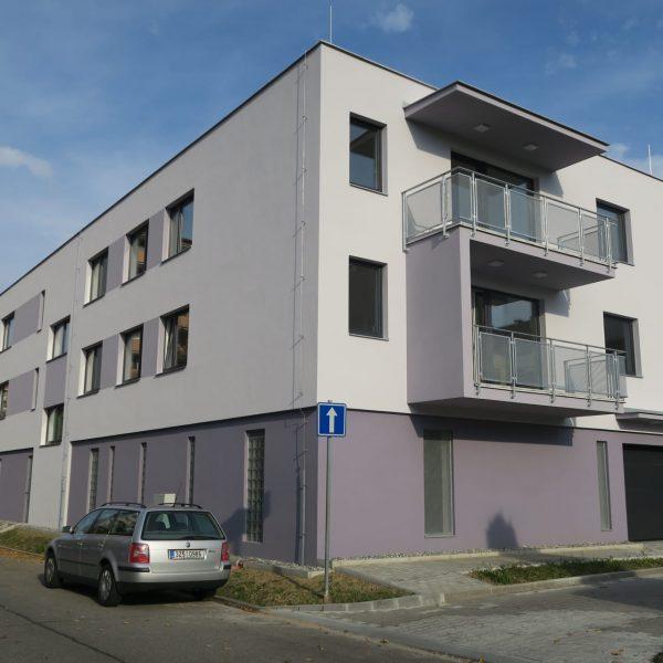 Bytový dům Nábřeží