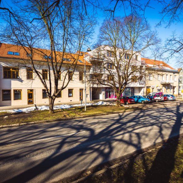 Bytový dům Proluka